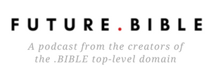 Logo for The Future.Bible Podcast